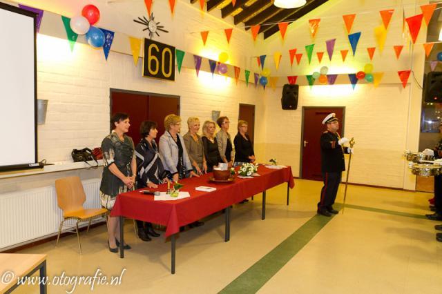 60 jaar vrouwenvereniging