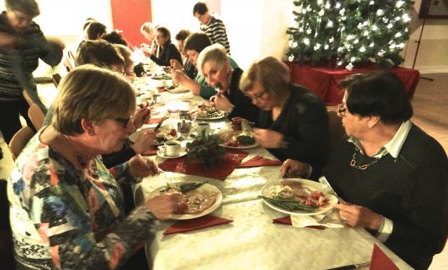 17-12-2014 Kerstviering