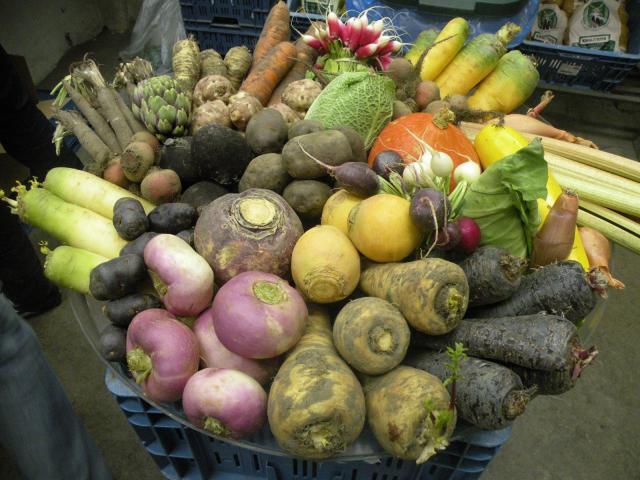 01-04-2015 Vergeten groenten